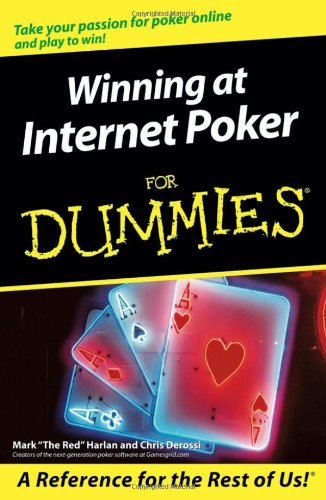 Winning at Internet Poker for Dummies 9780764578335