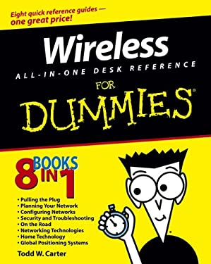 Wireless All-In-One Desk Reference for Dummies 9780764574962
