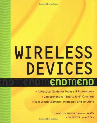 Wireless Devices End to End 9780764548956