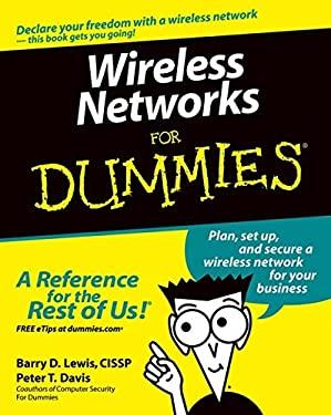 Wireless Networks for Dummies 9780764575259