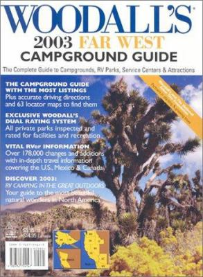 Woodall's Far West Campground Guide 9780762724147