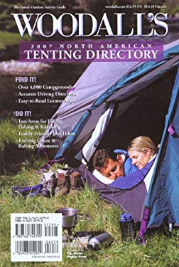 Woodall's Tenting Directory: North America 9780762742790