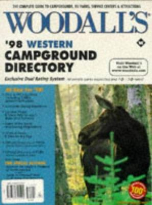 Woodall's Western Campground Directory 9780762701490
