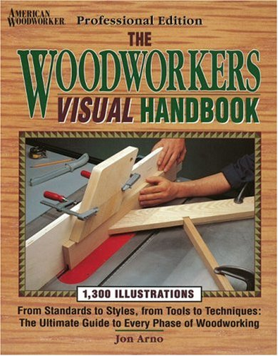 Woodworker's Visual Handbook 9780762102266
