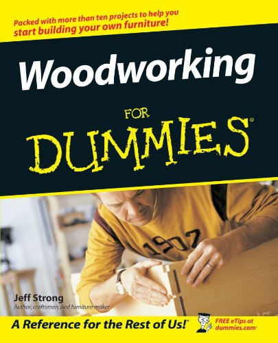 Woodworking for Dummies 9780764539770