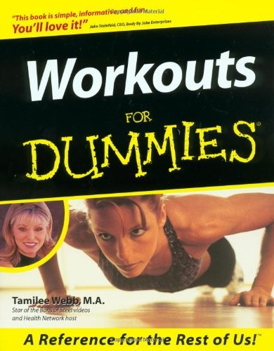 Workouts for Dummies. 9780764551246