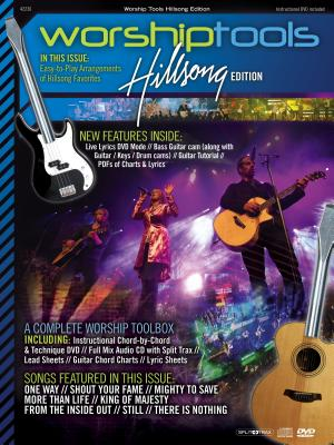 Worship Tools: Hillsong Edition [With CD and DVD]