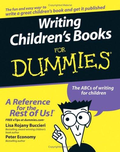 Writing Children's Books for Dummies 9780764537288