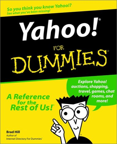 Yahoo! for Dummies 9780764505829