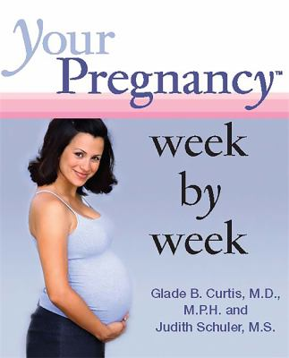 Your Pregnancy Week by Week 9780762438600