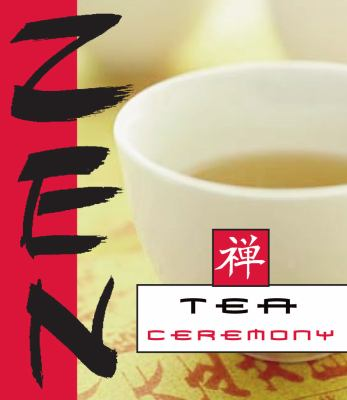 Zen Tea Ceremony [With Metal Steeper, Bowl, Incense W/Holder, Cloth]