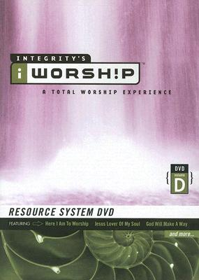 integrity's iworship: resource system dvd d