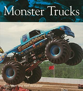monster trucks 9780760320280