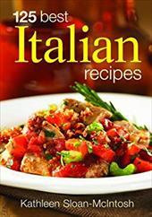 125 Best Italian Recipes 3022108