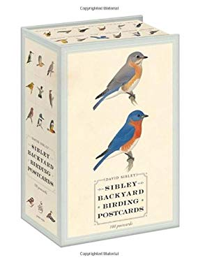 Sibley Backyard Birding Postcards: 100 Postcards