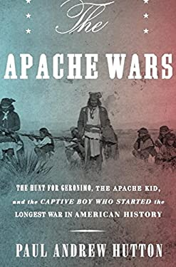 Lords of Apacheria : Mickey Free, the Hunt for Geronimo and the Apache Kid, and the Longest War in American History