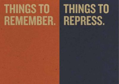 Jotty Journals: Reminders: Things to Remember and Things to Repress 9780770436834