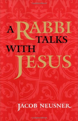 A Rabbi Talks with Jesus 9780773520462