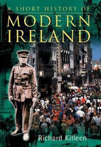 A Short History of Modern Ireland 9780773526709