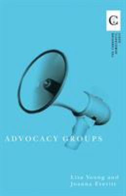 Advocacy Groups 9780774811101