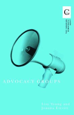 Advocacy Groups 9780774811118