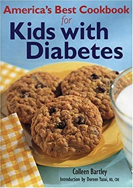 America's Best Cookbook for Kids with Diabetes 9780778801160