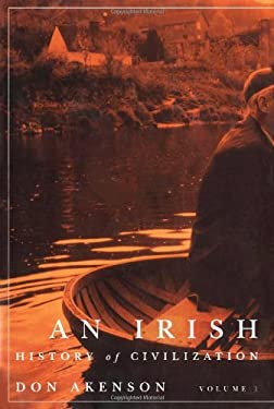 An Irish History of Civilization, Volume 1: Comprising Books 1 and 2 9780773528901