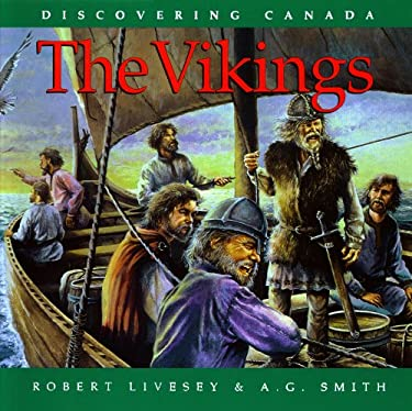 Discovering Canada Vikings 9780773752092