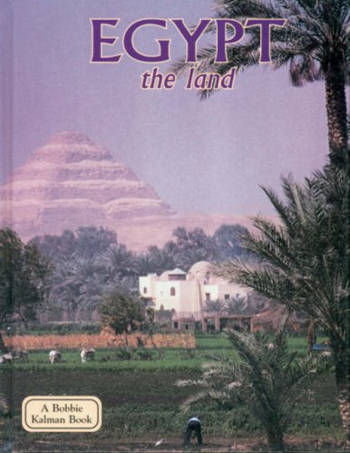 Egypt: The Land 9780778796732