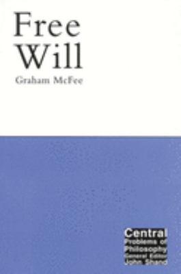 Free Will 9780773521339