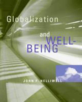 Globalization and Well-Being 9780774809924