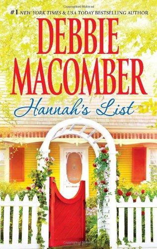 Hannah's List 9780778329299