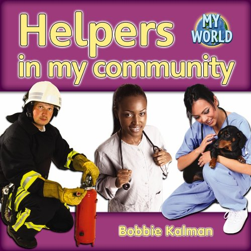 Helpers in My Community 9780778794448