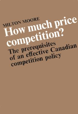 How Much Price Competition?