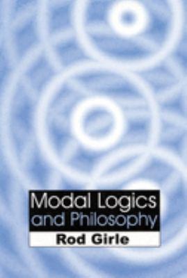 Modal Logics and Philosophy 9780773521391