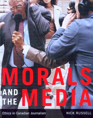 Morals and the Media 9780774810890