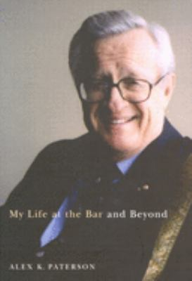 My Life at the Bar and Beyond 9780773529885