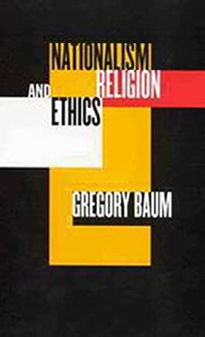 Nationalism, Religion, and Ethics 9780773522787