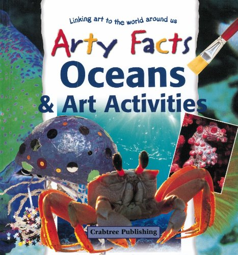 Oceans & Art Activities 9780778711155