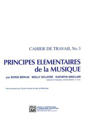 Principes Elementaires de la Musique 9780771572609