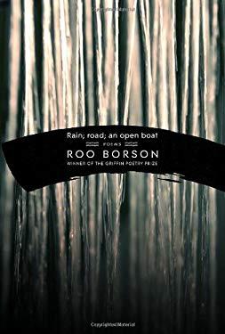 Rain; Road; An Open Boat 9780771012983