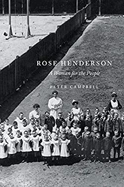 Rose Henderson: A Woman for the People 9780773537644