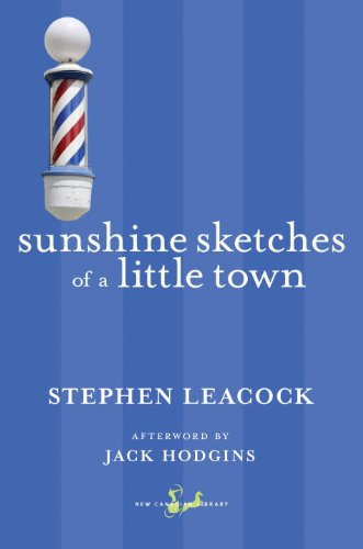 Sunshine Sketches of a Little Town 9780771093975