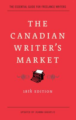 The Canadian Writer's Market 9780771095856