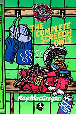 The Complete Screech Owls Volume 1 9780771054846