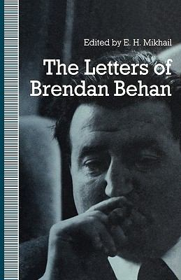 The Letters of Brendan Behan 9780773508880