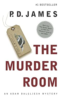 The Murder Room book cover-do i have that book tag-purple shelf club