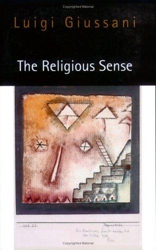 The Religious Sense 9780773516267