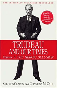 an analysis of a book about pierre trudeau (wright's most recent book is trudeaumania,  so by the time pierre trudeau got to havana in 1976, he was on the wrong side of canadian public opinion,.