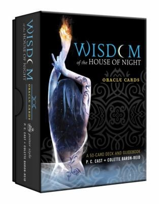 Wisdom of the House of Night Oracle Cards: A 50-Card Deck and Guidebook 9780770433444
